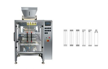 8 līnija multi līniju paciņa smaids cukura iesaiņošanas mašīna