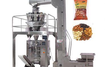 automātiska soma pupu rieksti zemesriekstu iepakošanas mašīna