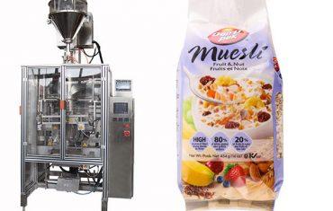 automātiska pārtikas pulvera iepakošanas mašīna