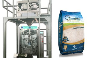 1-5kg automātiskās granulu iesaiņošanas mašīna