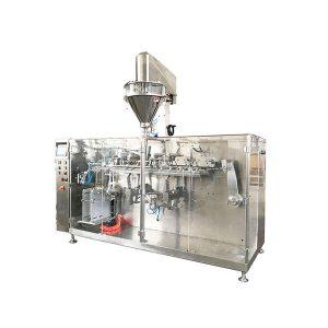 Automātiska horizontāla iepriekš sagatavota pulvera iepakošanas mašīna
