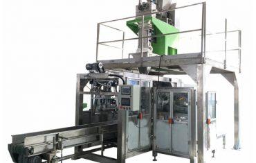 automātiska pulvera austa soma iepakošanas mašīna