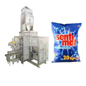Automātiska Premade Big Bag iesaiņošanas mašīnu mazgāšanas līdzekļa pulveris Open-mouth Bagger