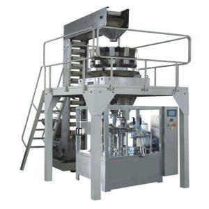 Automātiskā premade granulu svēršanas aizpildīšanas un blīvēšanas ražošanas līnija
