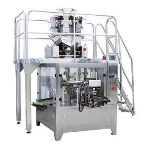 Automātiska sausu augļu maisiņu pildīšanas iepakošanas mašīnas mašīna