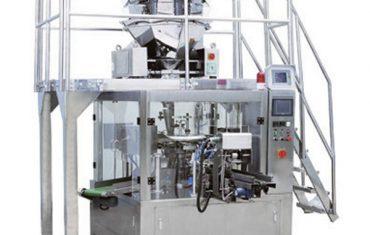 automātiska sausu augļu standup maisiņa pildīšanas un blīvēšanas iekārtas