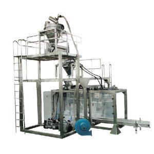 Big Bag Automātiska pulvera svēršanas pildīšanas iekārta Piena pulvera iepakošanas mašīna