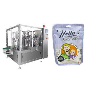 Chips iepakošanas pārtikas iepakošanas mašīna
