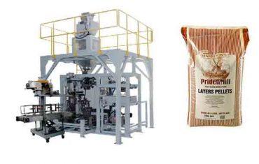 automātiska granulu priekšmets liela maisiņa iepakošanas mašīna