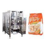 pilna automātiskā pārtikas quad blīvējuma maisu iepakošanas mašīna