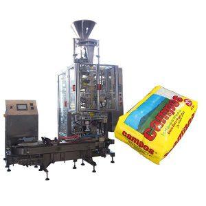 Augstas precizitātes rīsu automātiskā iepakošanas mašīna