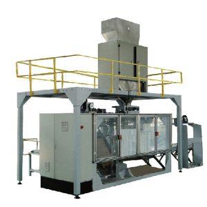 Augsta automatizācijas iepakošanas mašīna, pulvera liela maisiņa pildījums un aizzīmogošanas līnija, viegli darbojas