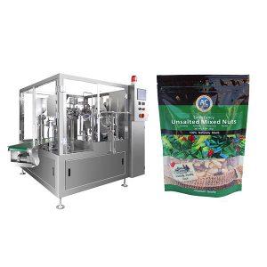 Inteliģentā Rotary Premade soma iepakošanas mašīna