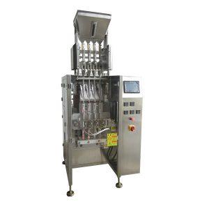 Multilane Stickpack pulvera iepakošanas mašīna