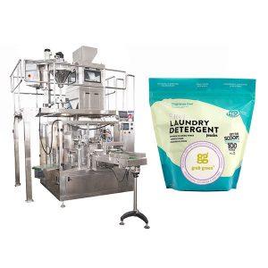 Neliela granulveida cukura premade maisu iepakošanas mašīna