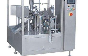 zg8-300 rotācijas maisiņu iepakošanas mašīna