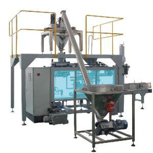ZTCP-25L automātiska auduma maisiņu iepakošanas mašīna pulverim