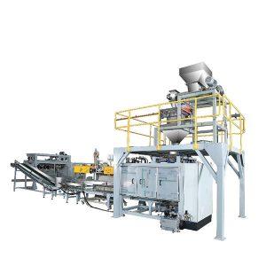 ZTCP-50P automātiska austi maisiņa pulvera iepakošanas mašīna