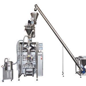 pulvera iepakošanas mašīna ar kausēšanas pildvielu